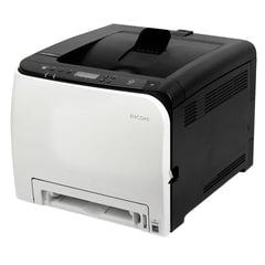 Принтер лазерный ЦВЕТНОЙ RICOH SP C260DNw, А4, 20 стр./<wbr/>мин., 30000 стр./<wbr/>мес., ДУПЛЕКС, сетевая карта, Wi-Fi
