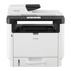 МФУ лазерное RICOH SP 3710SF, &laquo;4 в 1&raquo;, А4, 32 стр./<wbr/>мин, ДУПЛЕКС, АПД, сетевая карта