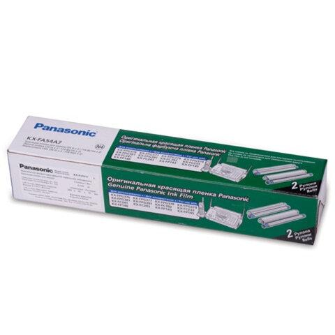 Термопленка для факса PANASONIC KX-FPG376/<wbr/>381/<wbr/>FP143/<wbr/>148/<wbr/>FC233 [KX-FA54A], 2 штуки, оригинальная