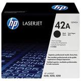 Картридж лазерный HP (Q5942А) LaserJet 4250/<wbr/>4350 и другие, №42А, оригинальный, ресурс 10000 стр.