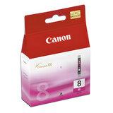 Картридж струйный CANON (CLI-8М) Pixma iP4200/<wbr/>4300/<wbr/>5200/<wbr/>5300, пурпурный, оригинальный
