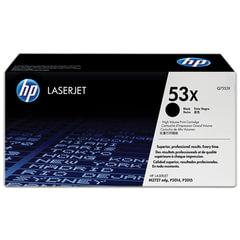 Картридж лазерный HP (Q7553X) LaserJet 2015/<wbr/>2015n/<wbr/>2014 и другие, №53X, оригинальный, ресурс 7000 стр