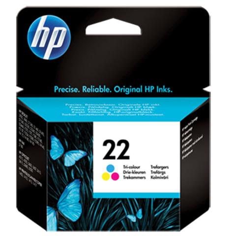 Картридж струйный HP (C9352АЕ) Deskjet 3920/<wbr/>3940/<wbr/>officeJet4315/<wbr/>4355, №22, цветной, оригинальный