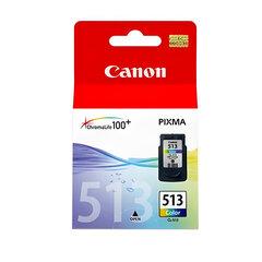 Картридж струйный CANON (CLI-513) Pixma MP240, цветной, оригинальный
