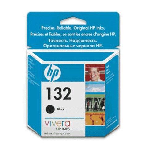 Картридж струйный HP (C9362HE) Officejet 6313/<wbr/>6315/<wbr/>Photosmart C3183, №132, черный, оригинальный