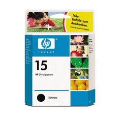 Картридж струйный HP (C6615DE) Deskjet 816C/<wbr/>916C/<wbr/>3810/<wbr/>3820, №15, черный, оригинальный