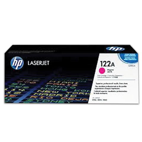 Картридж лазерный HP (Q3963A) ColorLaserJet 2550/<wbr/>2820 и другие, пурпурный, оригинальный, 4000 стр.