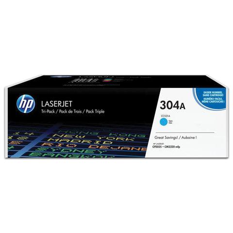 Картридж лазерный HP (CC531A) ColorLaserJet CP2025/CM2320, голубой, оригинальный, ресурс 2800 стр.