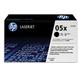 Картридж лазерный HP (CE505X) LaserJet P2055, №05Х, оригинальный, ресурс 6500 стр.