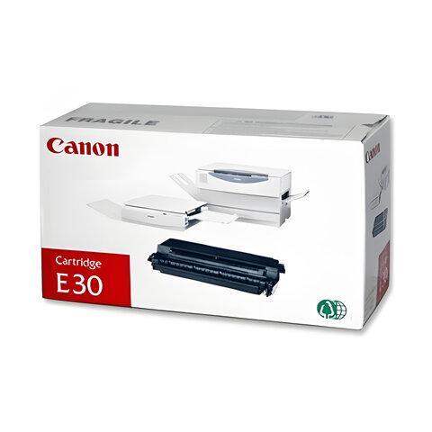 Картридж лазерный CANON (E-30) FC-206/210/220/226/230/336, PC860/890, черный, оригинальный, 4000 стр