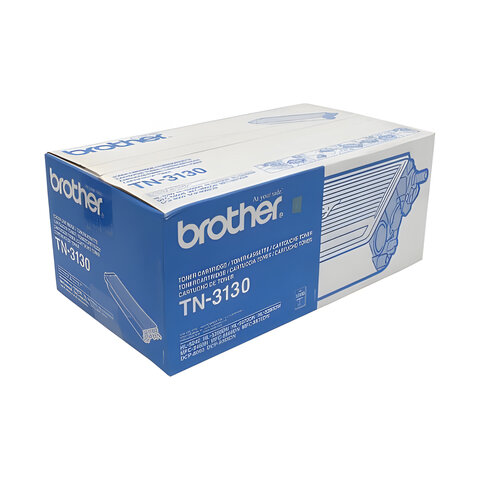 Картридж лазерный BROTHER (TN3130) HL-5250DN/DCP-8065DN и другие, оригинальный, ресурс 3500 стр.