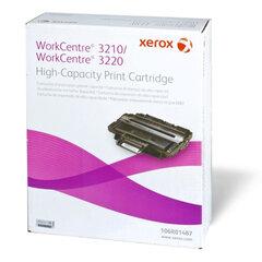 Картридж лазерный XEROX (106R01487) WC 3210/<wbr/>3220, оригинальный, ресурс 4100 стр.
