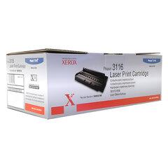 Картридж лазерный XEROX (109R00748) Phaser 3116, оригинальный, ресурс 3000 стр.