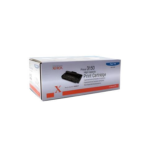 Картридж лазерный XEROX (109R00746) Phaser 3150, оригинальный, ресурс 3500 стр.