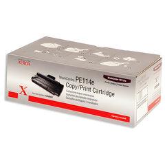 Картридж лазерный XEROX (013R00607) WC PE114e, оригинальный, ресурс 3000 стр.