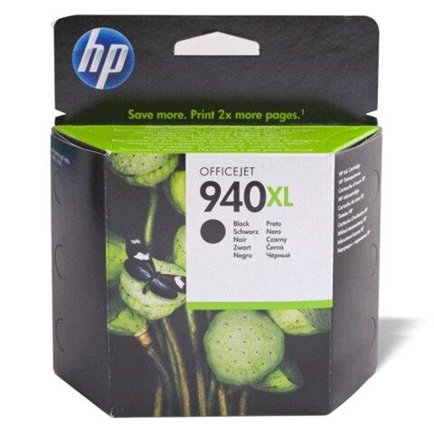 Картридж струйный HP (C4906AE) Officejet pro 8000/<wbr/>8500, №940, черный, оригинальный, ресурс 2200 стр.