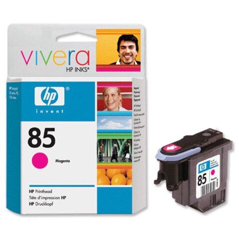 Головка печатающая для плоттера HP (C9421A) Designjet 130/<wbr/>90/<wbr/>30, №85, пурпурная, оригинальная