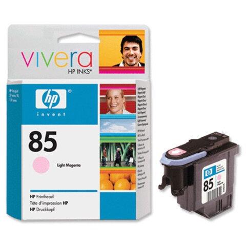 Головка печатающая для плоттера HP (C9424A) Designjet 130/<wbr/>90/<wbr/>30, №85, светло-пурпурная, оригинальная