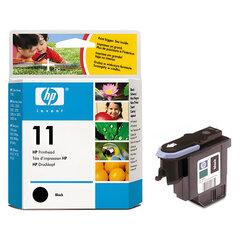 Головка печатающая для плоттера HP (C4810A) Designjet 510/<wbr/>CC800PS/ 800/<wbr/>500 и др., №11, черная