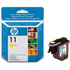 Головка печатающая для плоттера HP (C4813A) Designjet 510/<wbr/>CC800PS/ 800/<wbr/>500 и др., №11, желтая