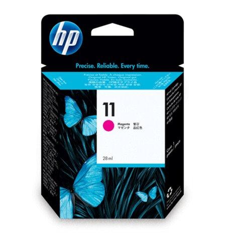 Картридж струйный HP (C4837A) DesignJet 70/<wbr/>100/<wbr/>110/<wbr/>120, №11, пурпурный, оригинальный, 2000 стр.