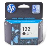 Картридж струйный HP (CH561HE) DeskJet 1050/<wbr/>2050/<wbr/>2050s, №122, черный, оригинальный, ресурс 120 стр.