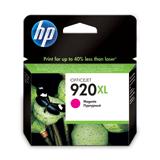 Картридж струйный HP (CD973AE) Officejet 6000/<wbr/>6500/<wbr/>7000, №920, пурпурный, оригинальный, 700 стр.