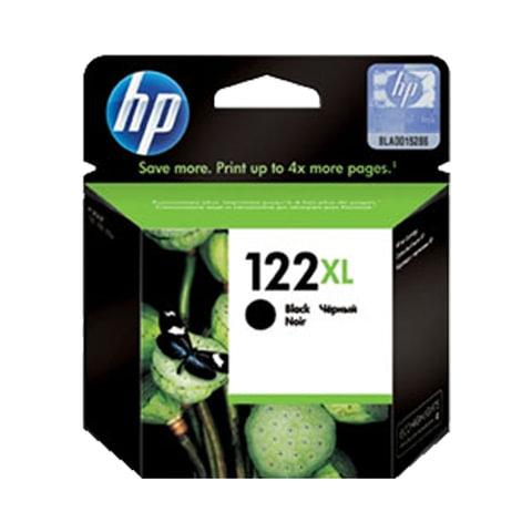 Картридж струйный HP (CH563HE) Deskjet 1050/<wbr/>2050/<wbr/>2050S, №122XL, черный, оригинальный, 480 стр.