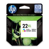 Картридж струйный HP (C9352CE) Deskjet F2280/<wbr/>Officejet J3680 и др., №22XL, цветной, оригинальный