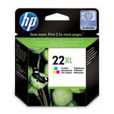 �������� �������� HP (C9352CE) Deskjet F2280/<wbr/>Officejet J3680 � ��., �22XL, �������, ������������