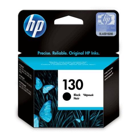 Картридж струйный HP (C8767HE) Deskjet 6843/<wbr/>Officejet 7413 и др., №130, черный, оригинальный