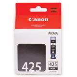 �������� �������� CANON (PGI-425BK) Pixma MG5140/<wbr/>MG5240/<wbr/>MG6140/<wbr/>MG8140, ������, ������������, 344 ���