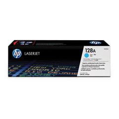 Картридж лазерный HP (CE321A) LaserJet CM1415FN/<wbr/>FNW/<wbr/>CP1525N/<wbr/>NW, голубой, ориг., ресурс 1300 стр.