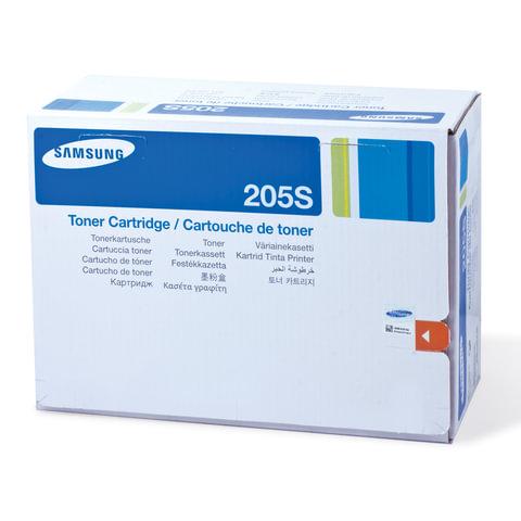 Картридж лазерный SAMSUNG (MLT-D205S) ML-3310ND/<wbr/>3710D/<wbr/>3710ND/<wbr/>SCX4833FD, оригинальный, рес. 2000 стр.