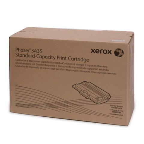 Картридж лазерный XEROX (106R01414) Phaser 3435DN, оригинальный, ресурс 4000 стр.