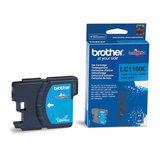Картридж струйный BROTHER (LC-1100С) DCP-6690CW/<wbr/>385C, MFC-990CW, голубой, оригинальный