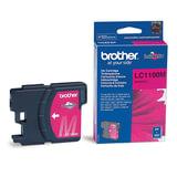 Картридж струйный BROTHER (LC-1100M) DCP-6690CW/<wbr/>385C, MFC-990CW, пурпурный, оригинальный