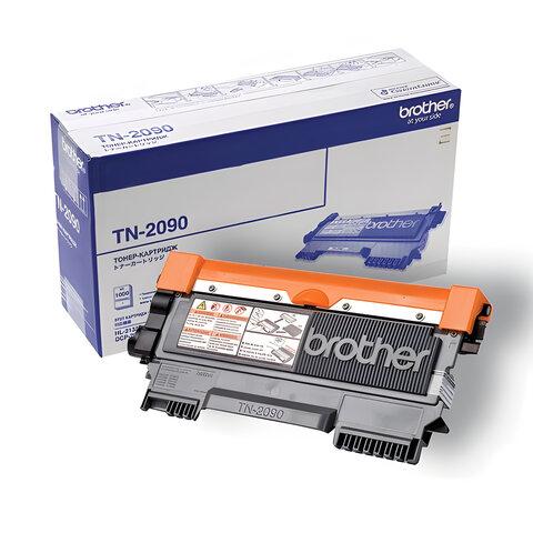 Картридж лазерный BROTHER (TN2090) DCP-7057R и другие, оригинальный, ресурс 1000 стр.