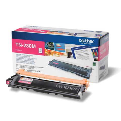 Картридж лазерный BROTHER (TN230M) DCP-9010CN/<wbr/>MFC-9120CN и другие, пурпурный, оригинальный