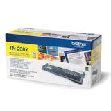 Картридж лазерный BROTHER (TN230Y) DCP-9010CN/<wbr/>MFC-9120CN и другие, желтый, ориг., ресурс 1400 стр.