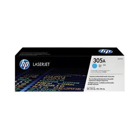 Картридж лазерный HP (CE411A) LaserJet Pro M351/<wbr/>M451, голубой, ориг., ресурс 2600 стр.