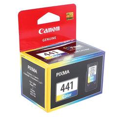 Картридж струйный CANON (CL-441) Pixma MG2140/<wbr/>PIXMA MG3140/<wbr/>PIXMA MG4140, цветной, оригинальный