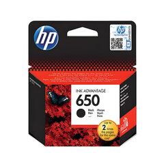 Картридж струйный HP (CZ101AE) Deskjet Ink Advantage 2515/<wbr/>2516 №650, черный, оригинальный