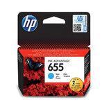 Картридж струйный HP (CZ110AE) Deskjet Ink Advantage 3525/<wbr/>5525/<wbr/>4515/<wbr/>4525 №655, голубой, оригинальный
