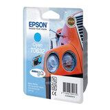 Картридж струйный EPSON (C13T06324A10) Stylus C67/<wbr/>87/<wbr/>CX3700/<wbr/>4100 /4700, голубой, ориг.