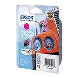 Картридж струйный EPSON (C13T06334A10) Stylus C67/<wbr/>87/<wbr/>CX3700/<wbr/>4100/<wbr/>4700, пурпурный, оригинальный