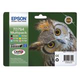 �������� �������� EPSON (C13T079A4A10) Stylus P50/<wbr/>PX650/<wbr/>PX660, ��������, ����., 6 ��., ������. ���.