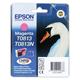 Картридж струйный EPSON (C13T11134A10) Stylus TX650/<wbr/>T50/<wbr/>R270/<wbr/>R390/<wbr/>RX590, пурпурный, оригинальный