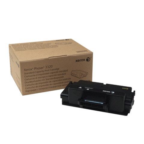 Картридж лазерный XEROX (106R02306) Phaser 3320, оригинальный, черный, ресурс 11000 стр.