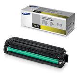 Картридж лазерный SAMSUNG (CLT-Y504S) CLX-4195FN/<wbr/>4195FW и CLP-415N и другие, оригинальный, желтый